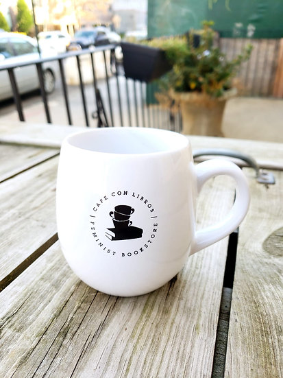 Cafe con Libros Mug: In Store Pick Up Only