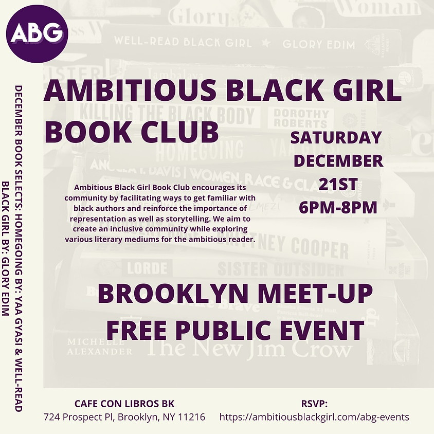 Ambitious Black Girl