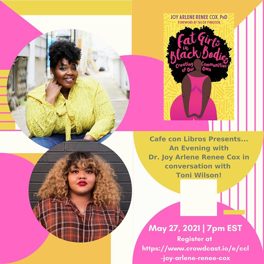 Author Talk: Fat Girls in Black Bodies