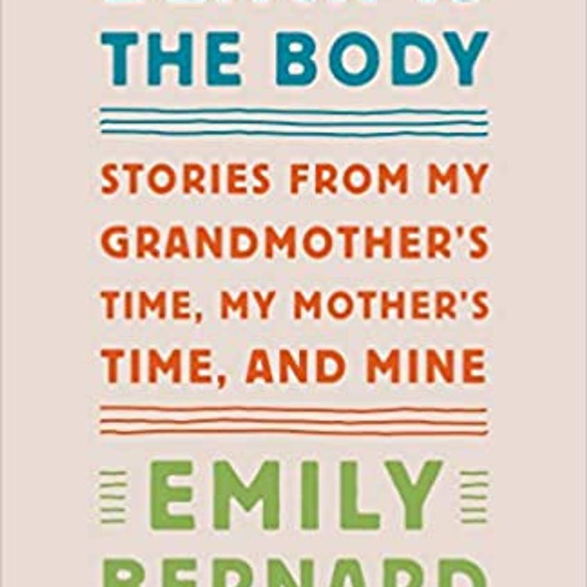Feminist Book Club: Black is the Body
