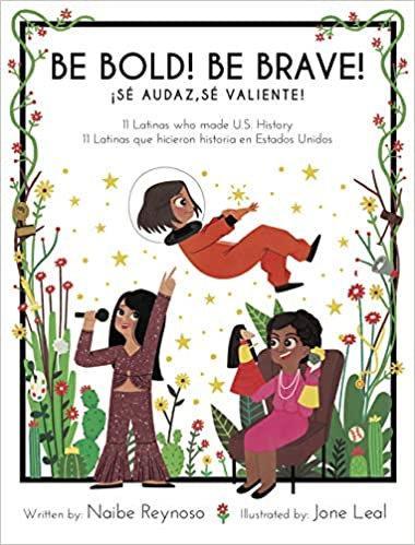 Be Bold! Be Brave!
