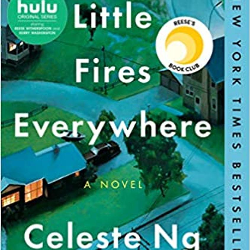 WoC Book Club: Little Fires Everywhere