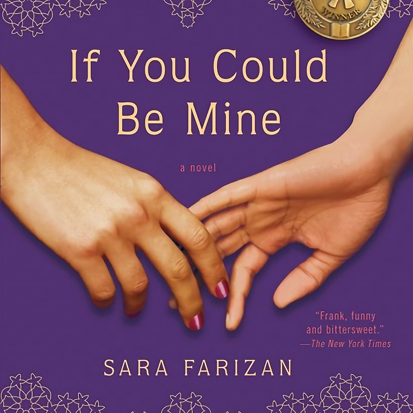 """Womxn of Color Book Club: """"If You Could Be Mine"""""""
