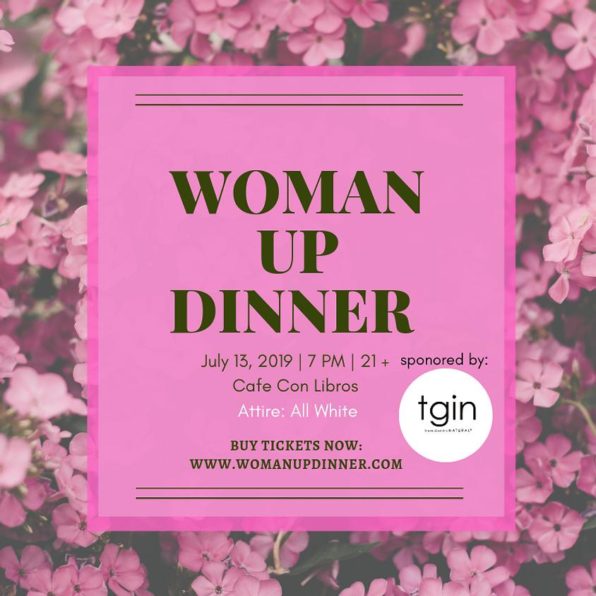Women Up Dinner