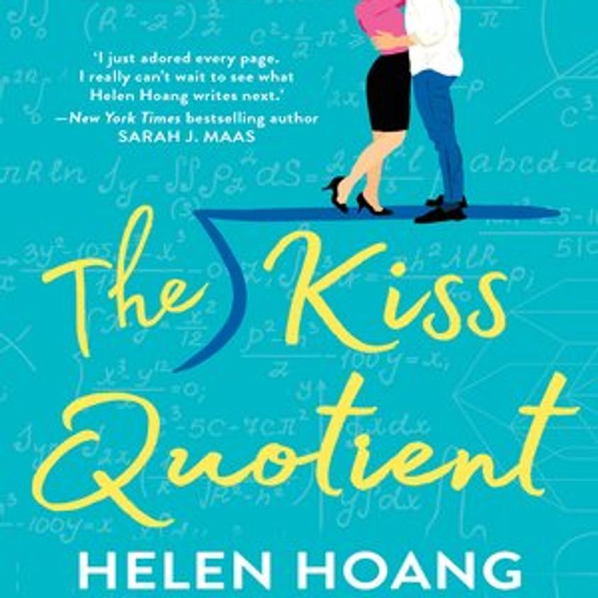 "Community Feminist Book Club: ""The Kiss Quotient"""