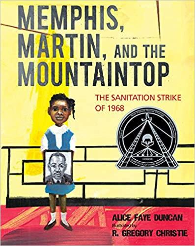 Memphis, Martin and the Mountaintop