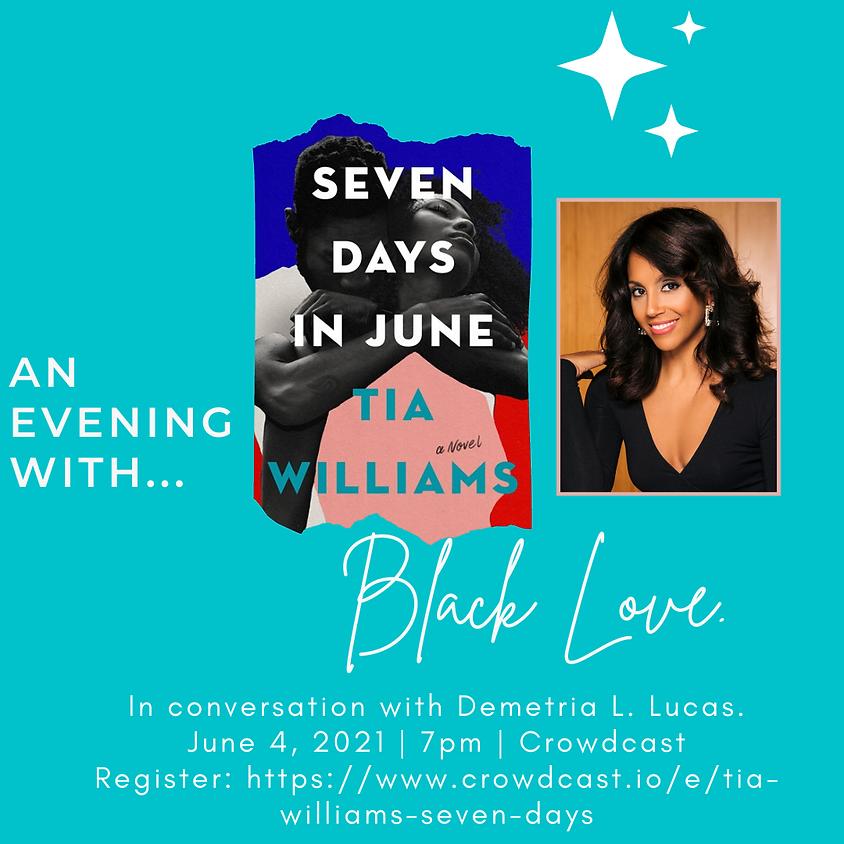 Author Talk: Tia Williams, Seven Days in June