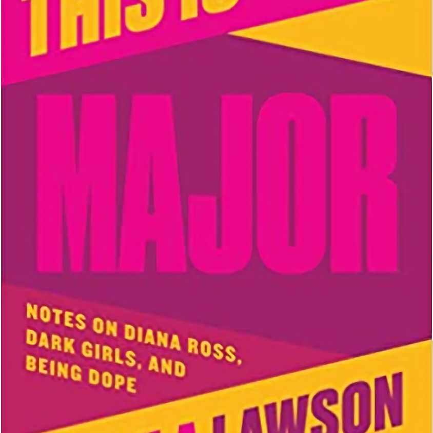"""""""This Is Major"""" Meet the Author + Book Club"""