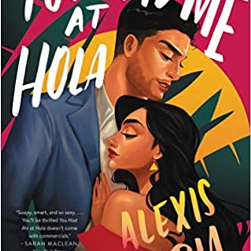 WoC Book Club: You Had Me At Hola