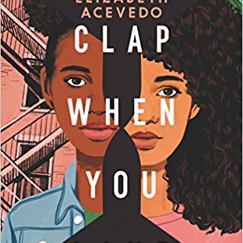 """Womxn of Color Book Club: """"Clap When You Land"""""""
