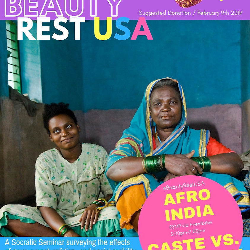 Caste vs. Ethnicity