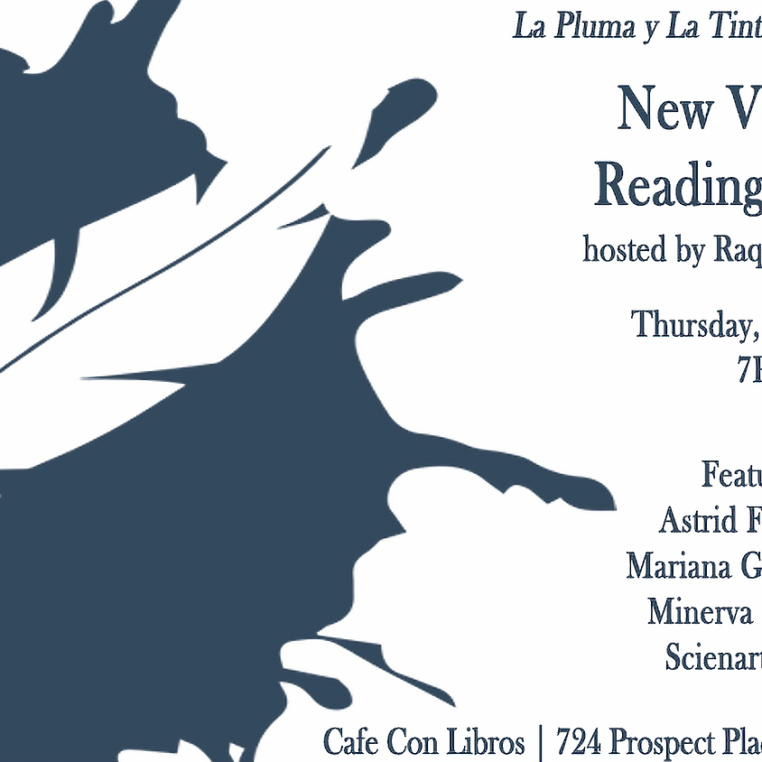 New Voices Reading Series