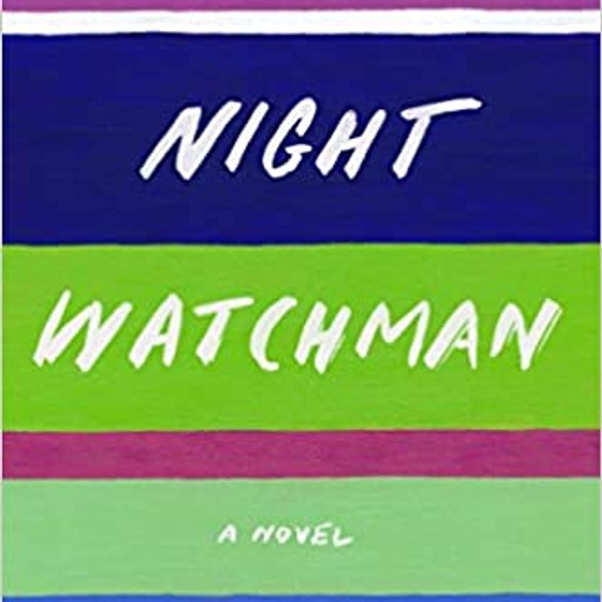 "Feminist Book Club: ""The Night Watchman"""
