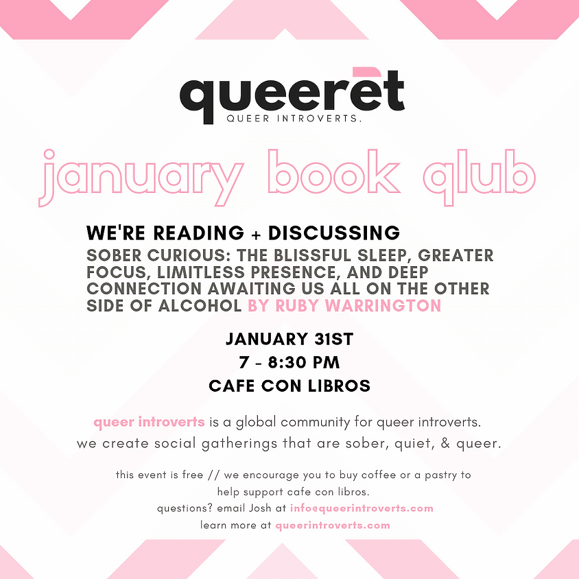 Queer Introverts Book Club