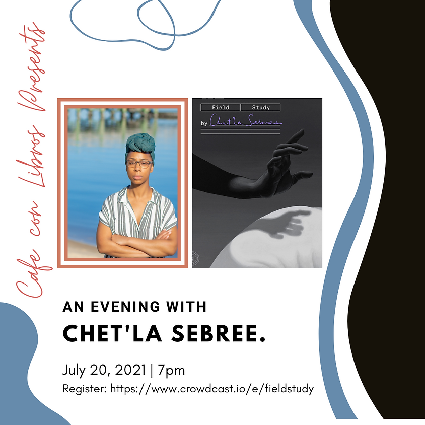 Author Talk: Chet'la Serbee