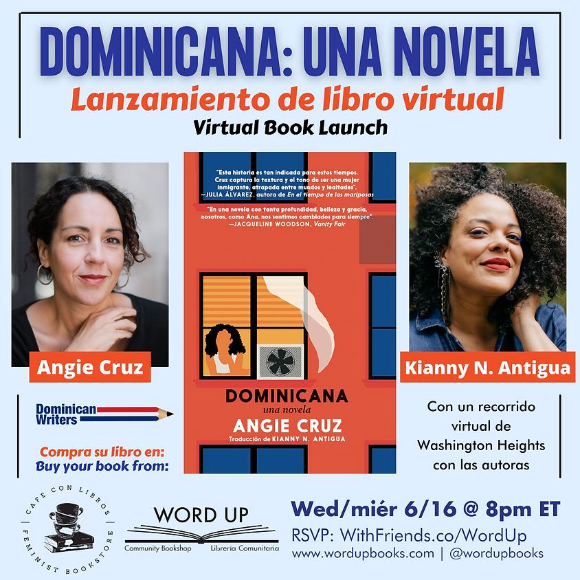Author Talk: Dominicana en Espanol