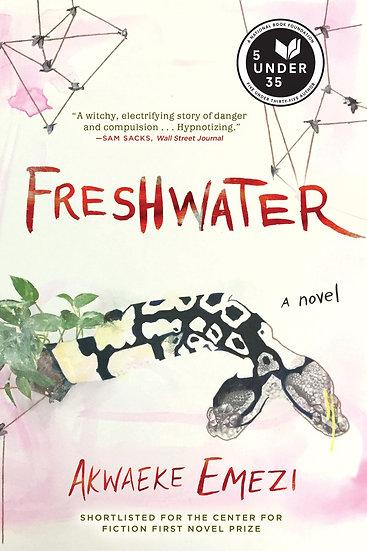 Emezi, Akwaeke | Freshwater (Paperback)