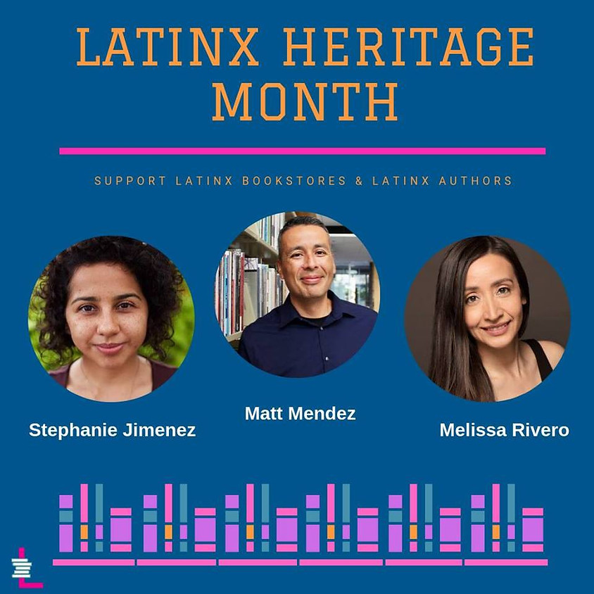 Latinx Heritage Month with Melissa Rivero