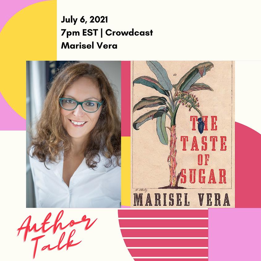 Author Talk, Marisel Vera