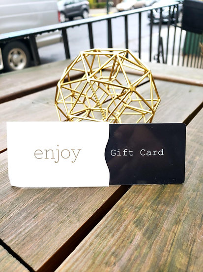 Cafe con Libros, Gift Card (NYC Res Only)