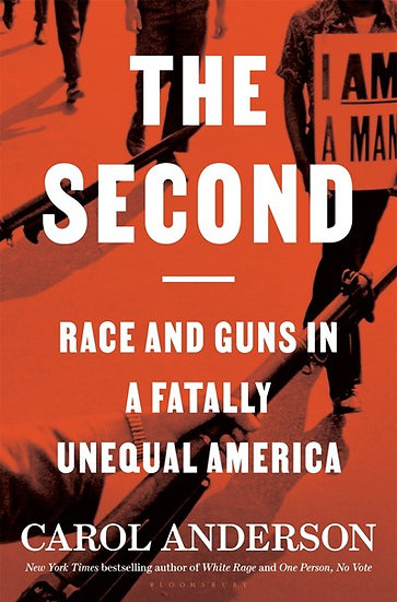Anderson, C.   The Second: Race and Guns in Fatally Unequal America