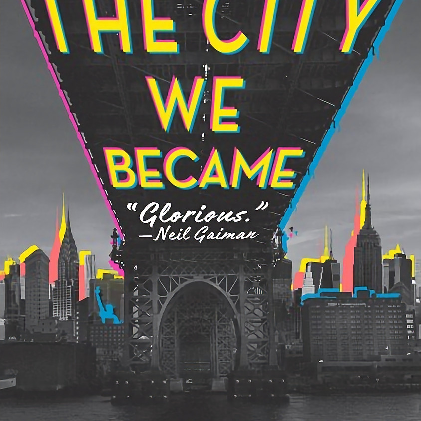 """Feminist Book Club: """"The City We Became."""""""