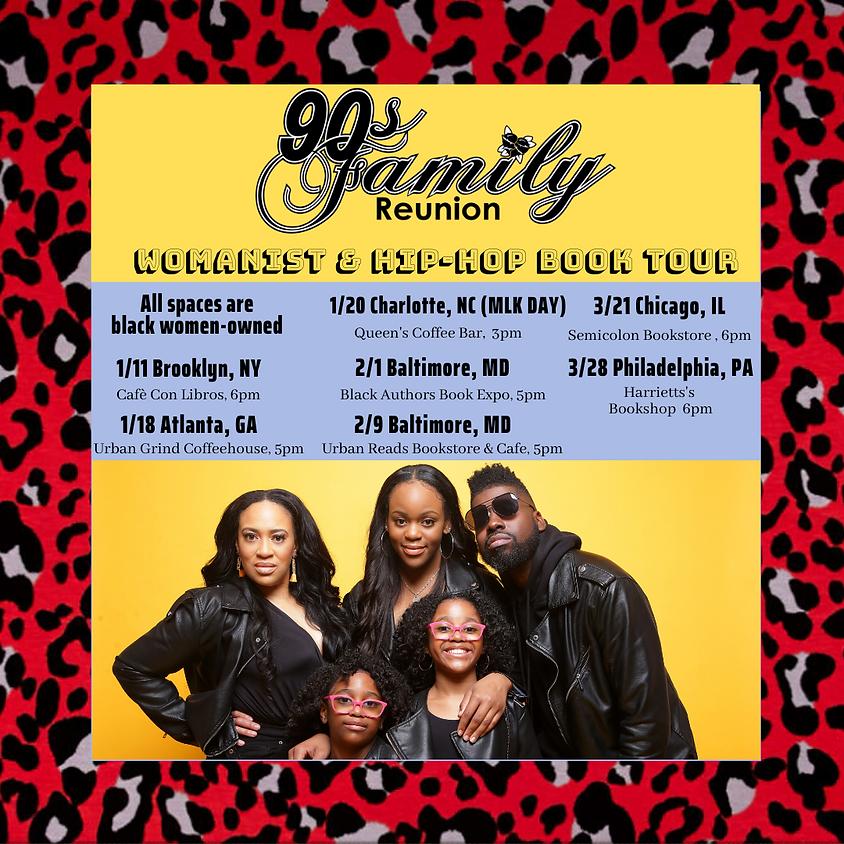 The '90s Family Reunion Book Tour