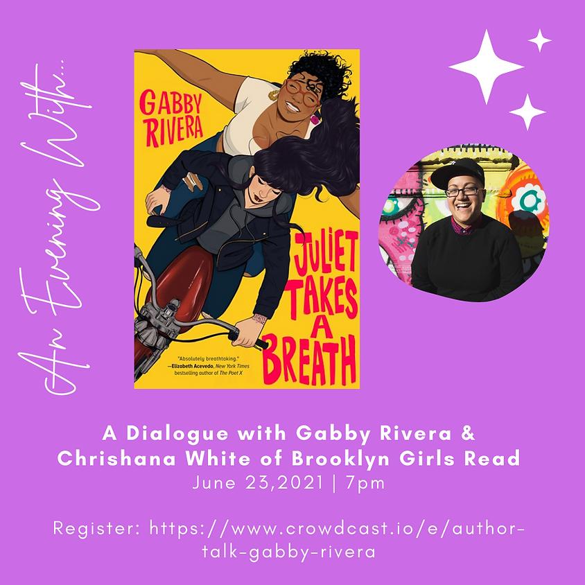 Author Talk with Gabby Rivera and Chrishana White of Brooklyn Girls Read