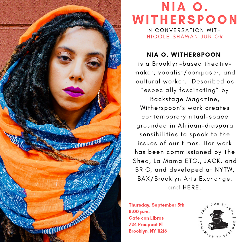 Nia O. Witherspoon