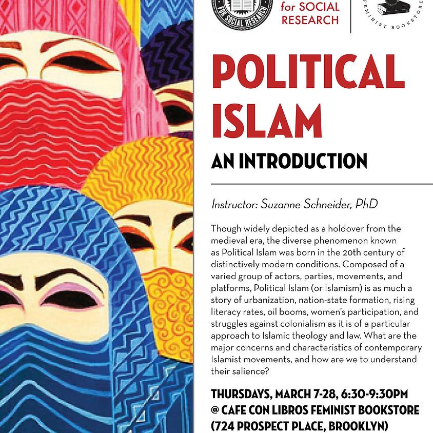 Political Islam: An Introduction