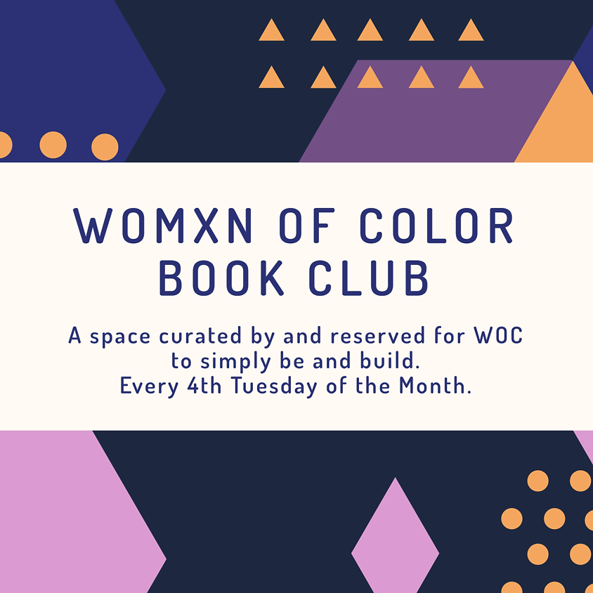 Womxn of Color Book Club