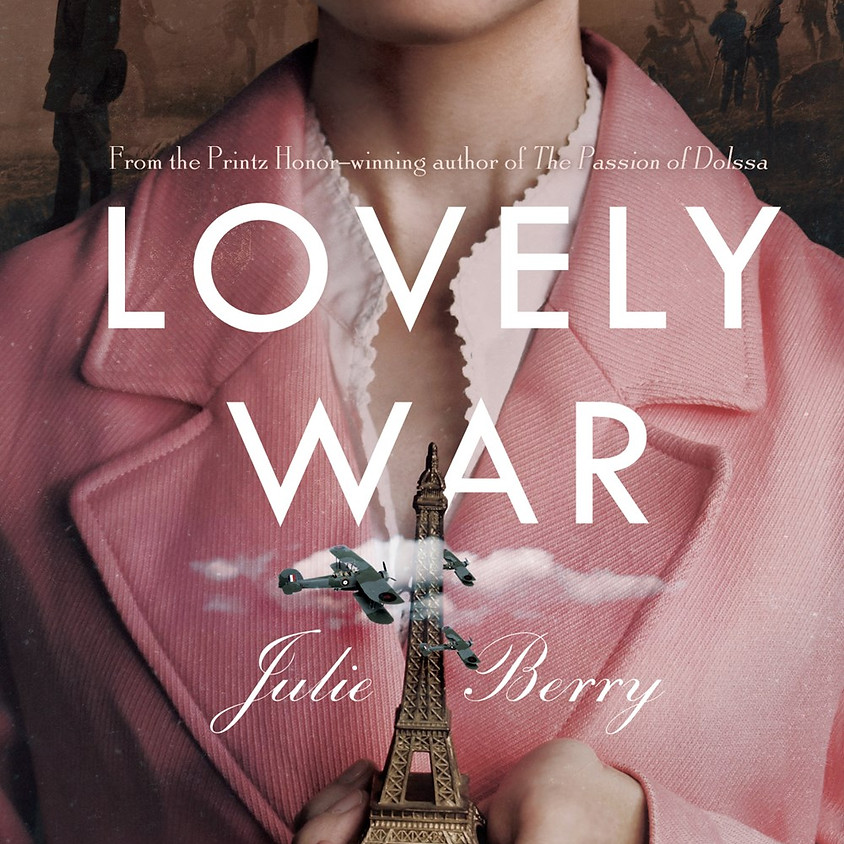 Intersectional Feminist Book Club: Lovely War