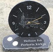 Klokka, basalt, grót, steinar, steinur, føroyar, faroe islands, fgv, føroya grótvirki, Porkeis kirkja
