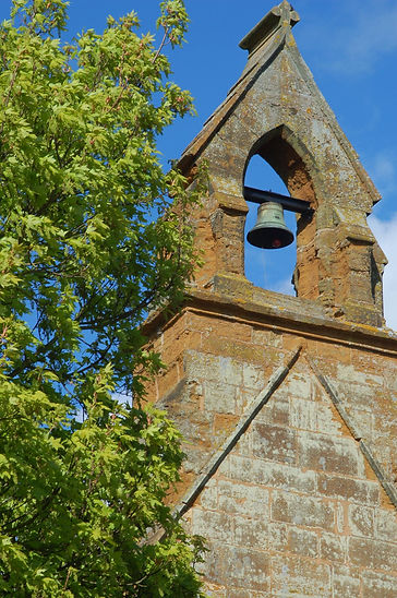 Hollowell Church Bell Tower.jpg