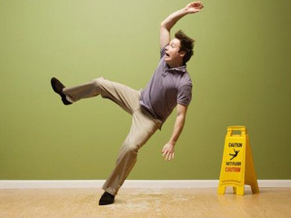 5 Things You Should Do After a Slip & Fall Injury