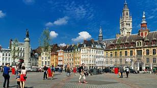 La Loge Alpha Ursæ Minoris a été créée à Lille.