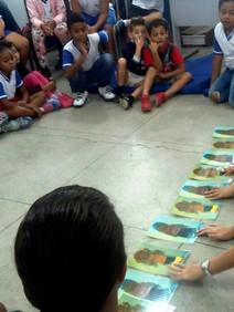 Roda de Conversa no Ensino Fundamental