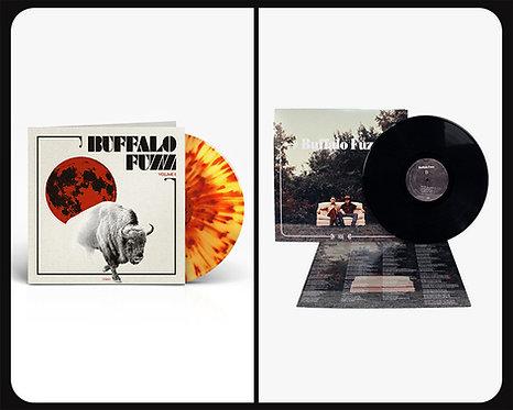 Double-Decibel Splatter Vinyl Bundle