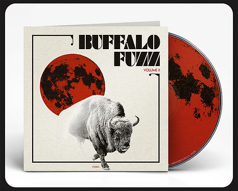 Buffalo Fuzz II CD