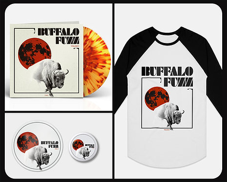 Fuzztown Splatter Vinyl Bundle