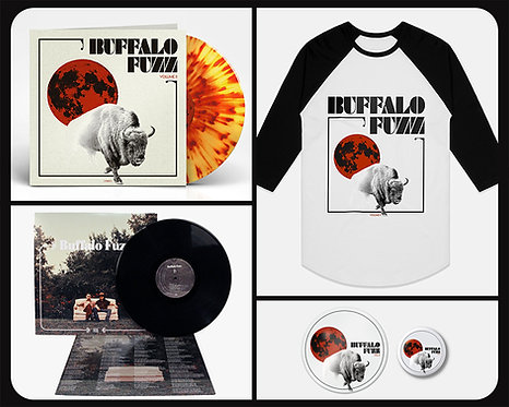 Bison King Splatter Vinyl Bundle