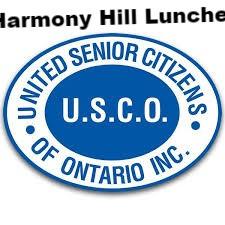 Harmony Hill Luncheons