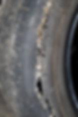 BOO-252 damaged tyre.jpg