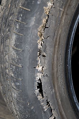 BOO-252 damaged tyre.jpg