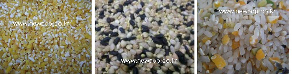 material of rice cake machine