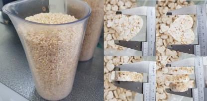 SYP5006H Tortitas de arroz máquina