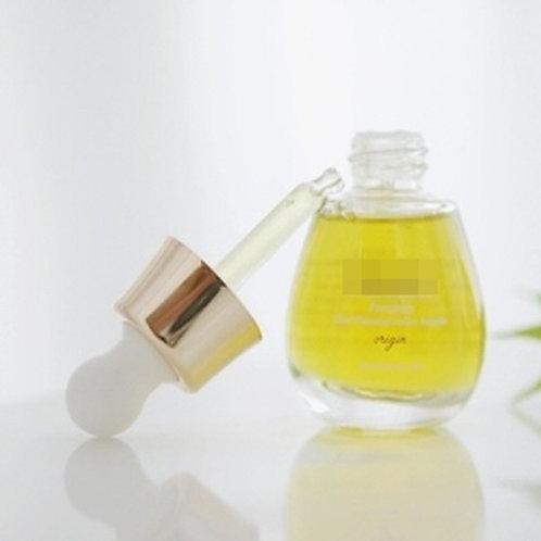 Whitening oil serum