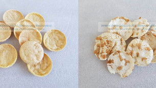 Test of Corn pellet & Bean pellet