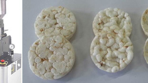 Type of products by SYP Rice cake machine
