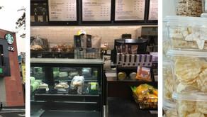 Starbucks star-shaped rice cake